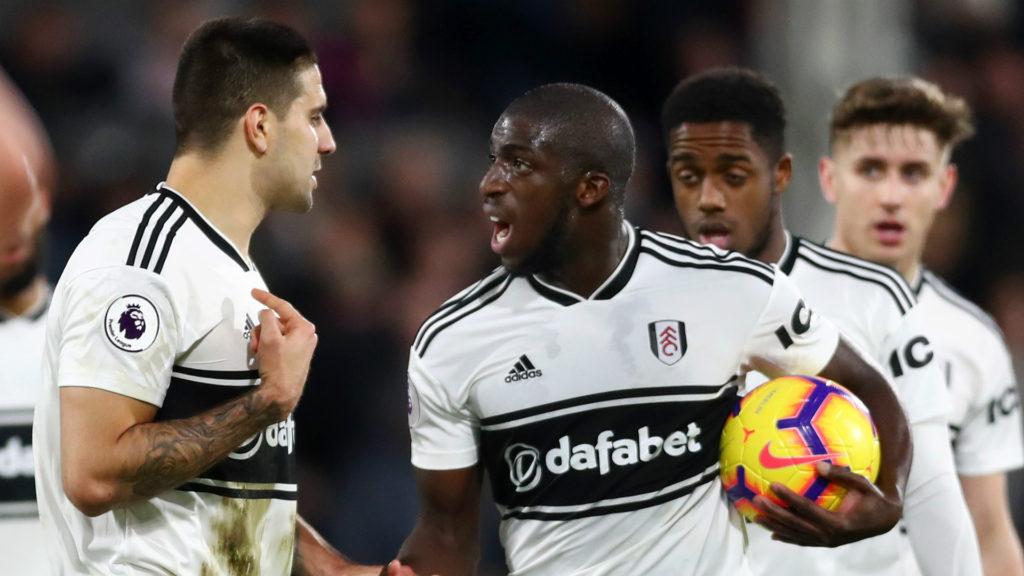 Dafabet nhà tài trợ cho CLB Fulham