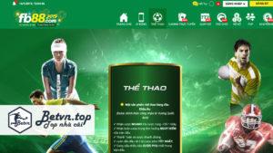 Đăng ký Cá độ bóng đá qua mạng Fb88