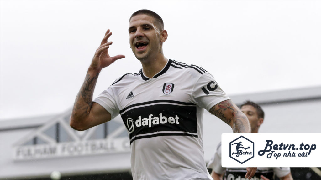 Cá độ bóng đá online trên mạng Dafabet tài trợ CLB Fulham
