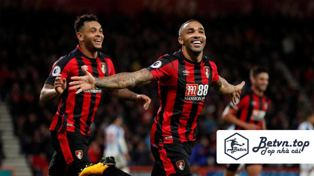 Cá độ bóng đá trực tuyến M88 tài trợ cho CLB Bournemouth