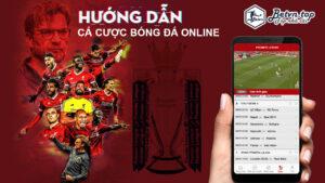 Hướng dẫn cá cược bóng đá online