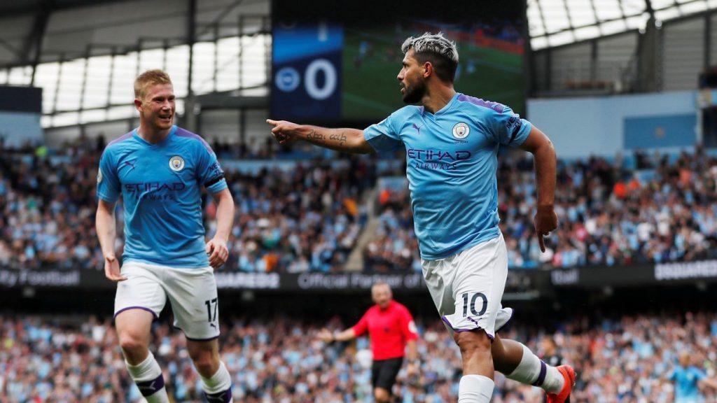 Man City vẫn đang thể hiện sức mạnh đáng sợ tại mùa giải năm nay
