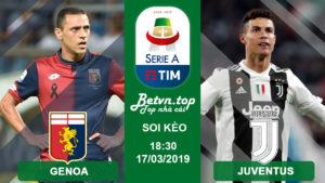 Nhận định Genoa vs Juventus, 18h30 ngày 17/3: VĐQG Italia