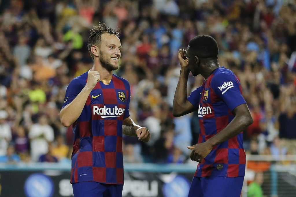 Barca đang có chuỗi 3 trận thắng liên tiếp