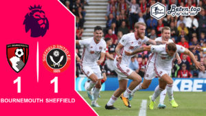 Video Highlights Bournemouth vs Sheffield United 11/08/2019