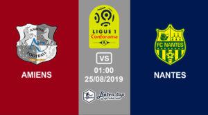 Nhận định kèo bóng đá Amiens vs Nantes, 1h00 25/8/2019 VĐQG Pháp