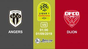 Hướng dẫn cá độ bóng đá qua mạng Angers vs Dijon, 1h00 1/09/2019 VĐQG Pháp