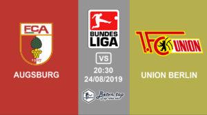 Nhận định kèo bóng đá Augsburg vs Union Berlin, 20h30 24/8/2019 Bundesliga