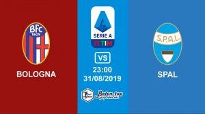 Hướng dẫn cá độ bóng đá qua mạng Bologna vs Spal, 1h45 31/08/2019 VĐQG Italia