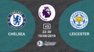 Soi kèo nhà cái Fb88 Chelsea vs Leicester City, 22h30 ngày 18/08/2019 Ngoại hạng Anh