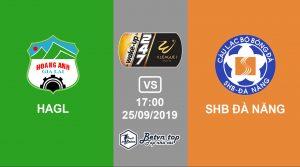 Nhận định kèo bóng đá HAGL vs Đà Nẵng, 17h00 25/8/2019 VĐQG Việt Nam
