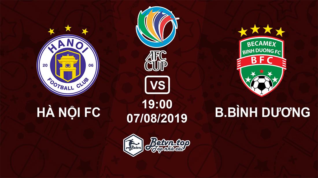 Soi kèo nhà cái W88 Hà Nội FC vs B.Bình Dương (19h 7/8) Chung kết lượt về AFC Cup