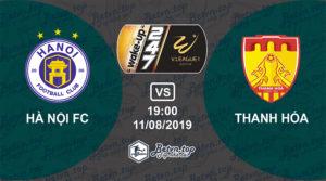 Soi kèo nhà cái W88 Hà Nội vs Thanh Hóa, 19h ngày 11/08/2019 V-League