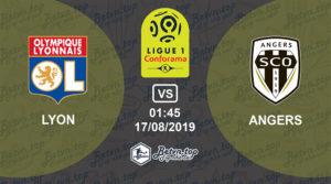 Soi kèo nhà cái Fb88 Lyon vs Angers, 1h45 ngày 17/08/2019 VĐQG Pháp