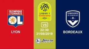 Soi kèo Lyon vs Bordeaux, 22h30 31/08/2019 VĐQG Pháp
