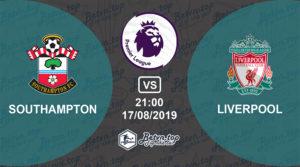 Soi kèo nhà cái Fb88 Southampton vs Liverpool, 21h00 ngày 17/08/2019 Ngoại hạng Anh
