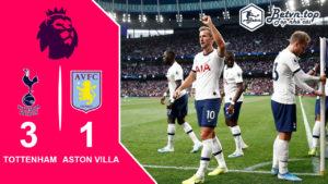 Video Highlights Tottenham vs Aston Villa 11/08/2019