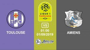 Hướng dẫn cá độ bóng đá qua mạng Toulouse vs Amiens, 1h00 1/09/2019 VĐQG Pháp