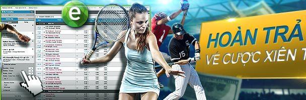 Khuyến mãi nhà cái W88 - Hoàn trả 100% vé cược xiên thua 5+ tại E - Thể thao