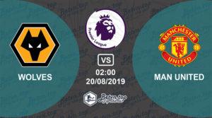 Soi kèo nhà cái Fb88 Wolves vs Man United, 2h00 ngày 20/08/2019 Ngoại hạng Anh