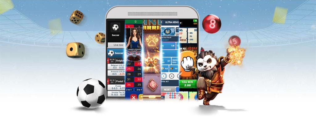 App cá cược bóng đá nhà cái W88