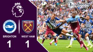 Video Highlights Brighton vs West Ham 17/08/2019