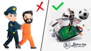 Cá độ bóng đá online an toàn