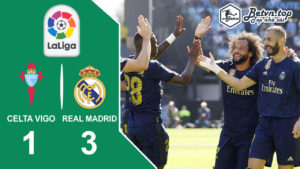Video Highlights Celta Vigo vs Real Madrid 17/08/2019
