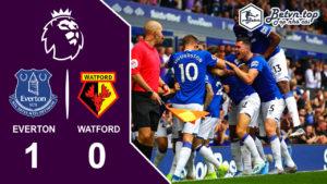 Video Highlights Everton vs Watford 17/08/2019
