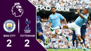 Video Highlights Man City vs Tottenham 17/08/2019
