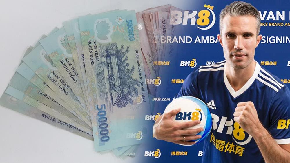 tiền cá cược bóng đá