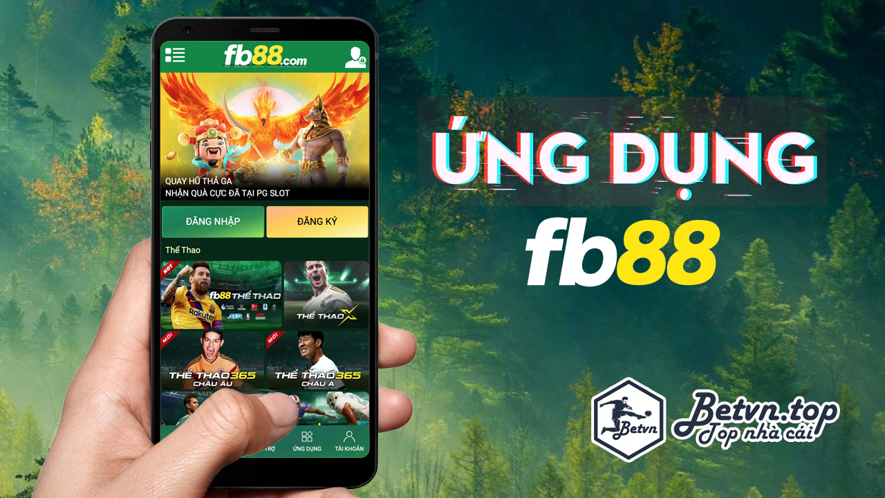 ứng dụng di động fb88