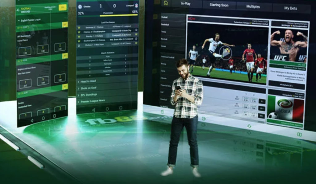 Top 5 nhà cái bóng đá có ứng dụng mobile tốt nhất