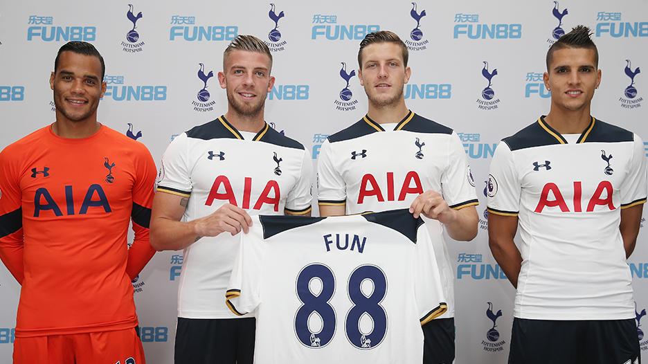Tottenham fun88