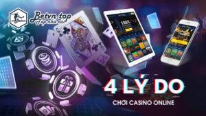 Chơi casino online kiếm tiền
