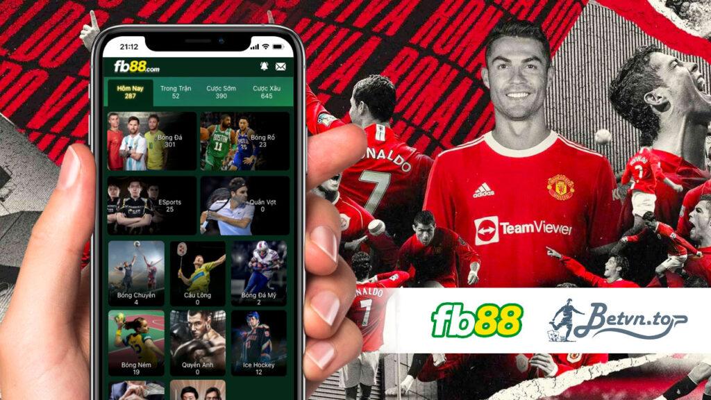 Cá cược thể thao Fb88
