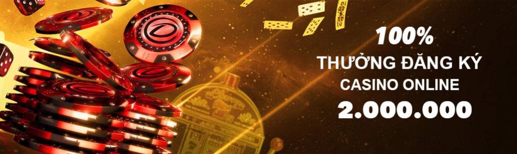 Thưởng casino online dafabet