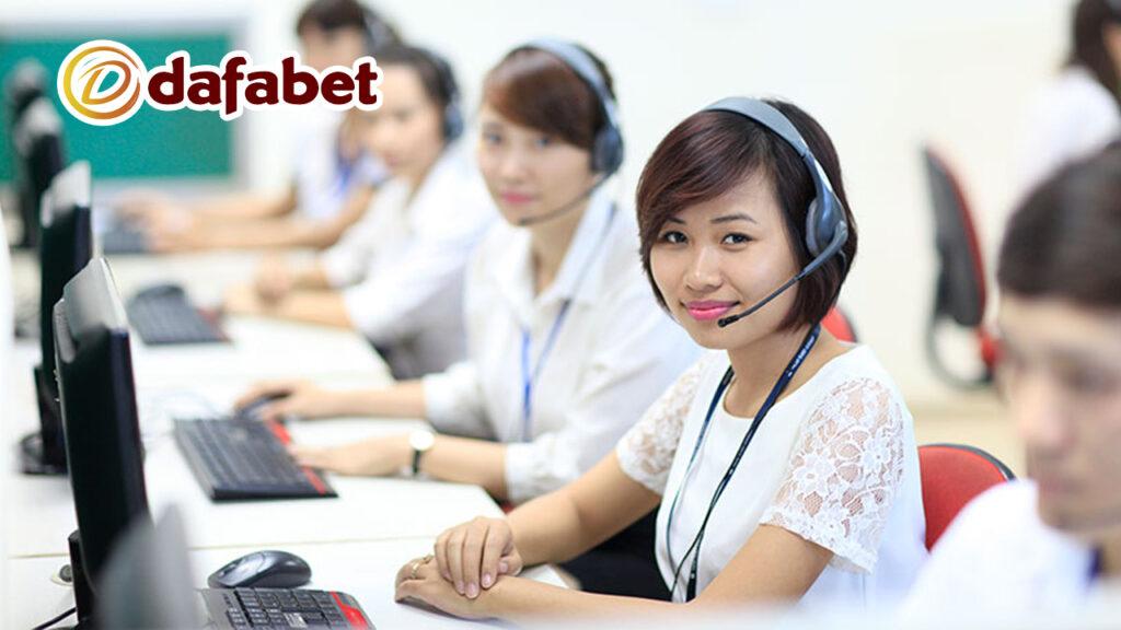 hỗ trợ Dafabet