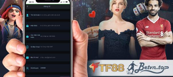 Đăng ký TF88