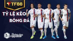 tỷ lệ bóng đá tf88
