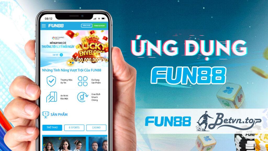 ứng dụng di động fun88