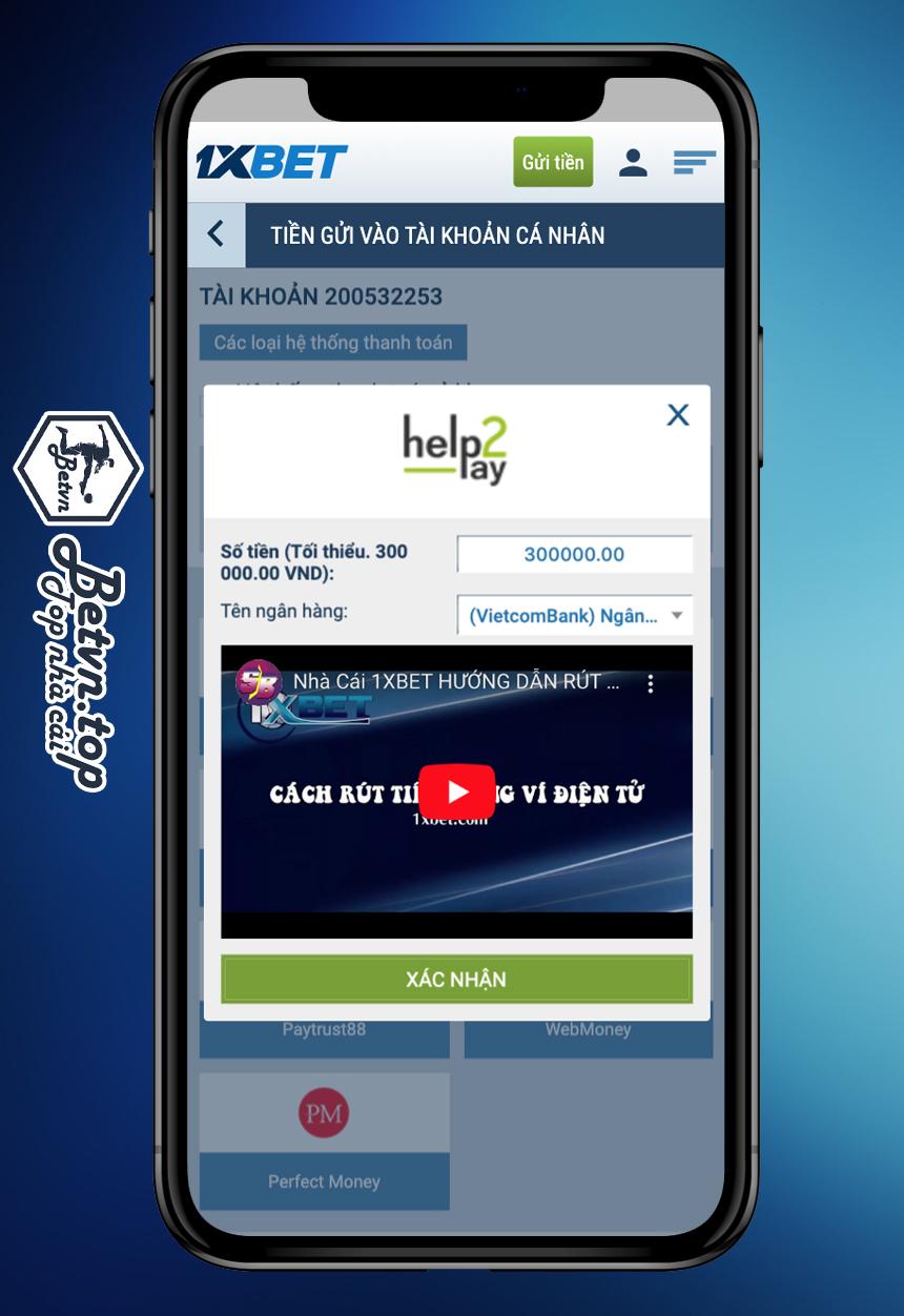 chuyển tiền trực tuyến help2pay