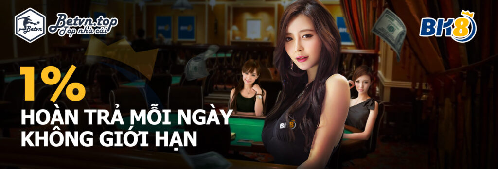 khuyến mãi casino BK8