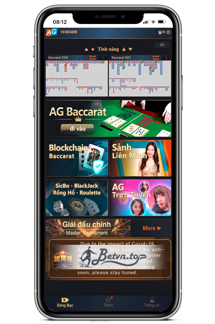 trò chơi casino m88