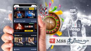 app ứng dụng nhà cái m88