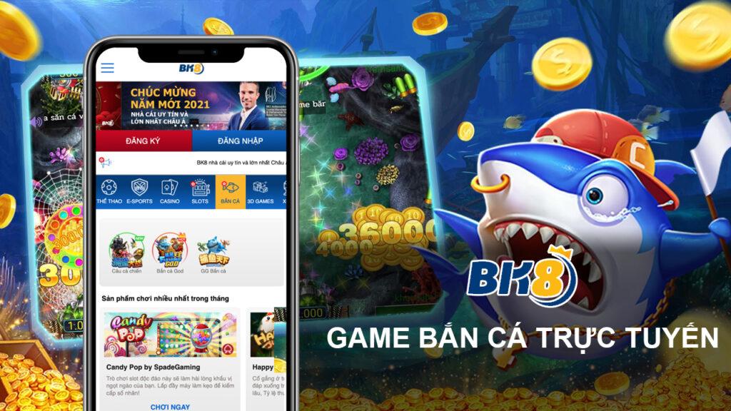 game bắn cá BK8