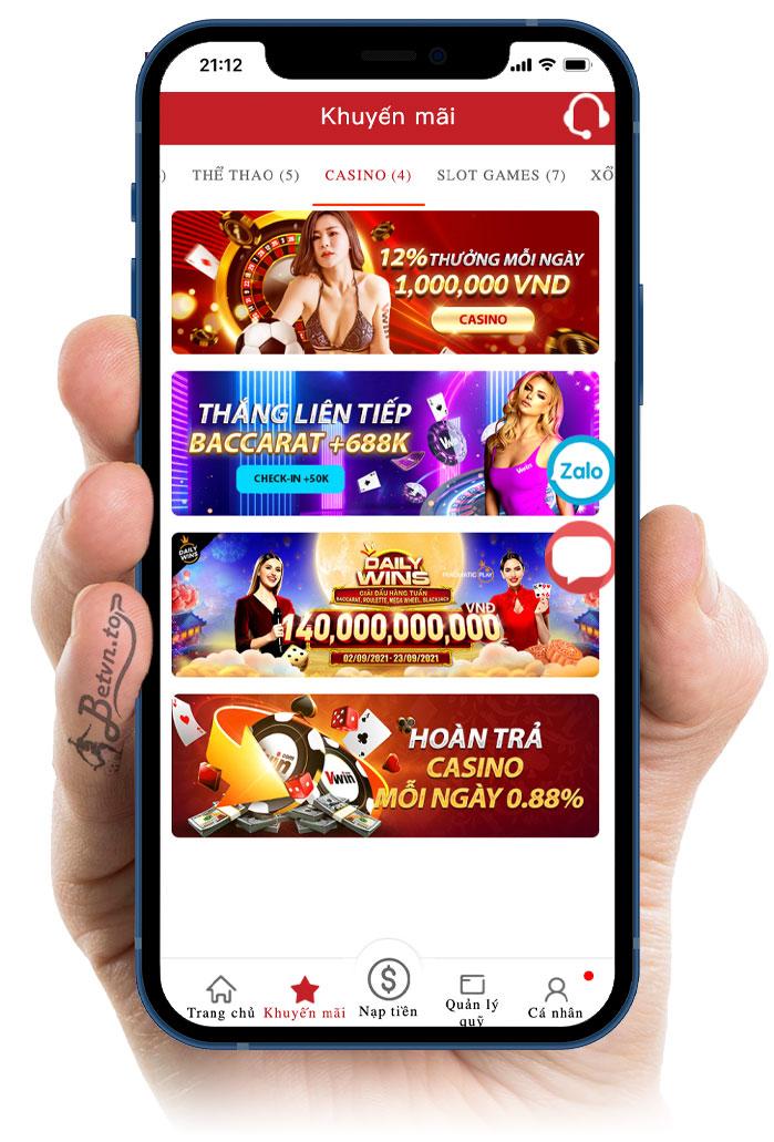 casino online vwin nhà cái