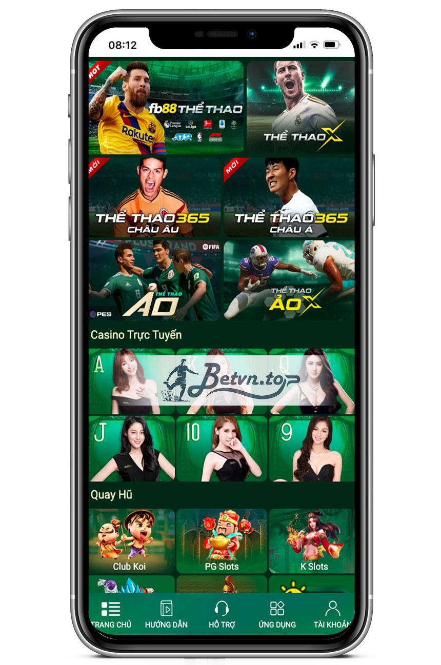 cược thể thao fb88