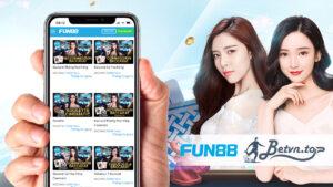 chơi casino web fun88