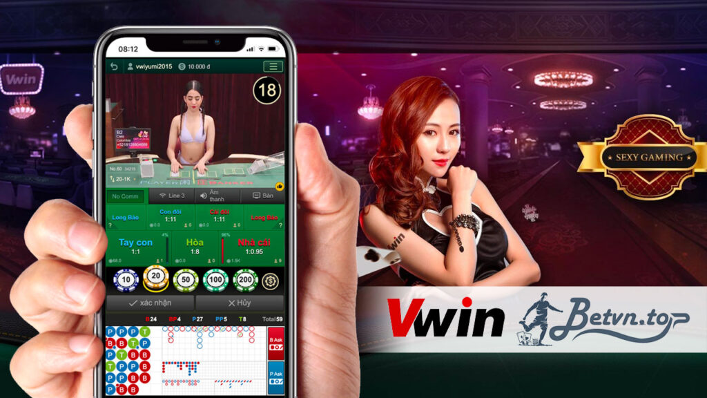 casino trực tuyến Vwin